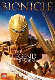 Bionicle The Legend Reborn cover