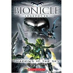 BIONICLE Legends 9 Cover