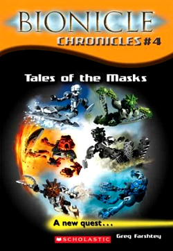 Tales of the Masks