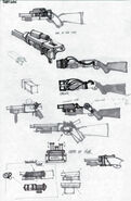 BioShock Shotgun Concept Art1