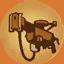 Rivet Gun Icon