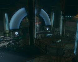BioShock 2-Minerva's Den - McClendon Robotics Demonstration Stage f0362