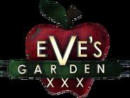 Eve's Garden Sign
