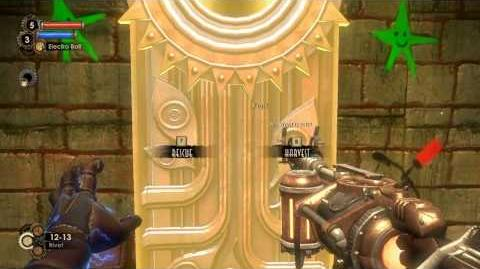 Bioshock 2 Rescuing a Little Sister