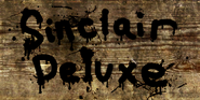 Sinclair Deluxe Sign Crude