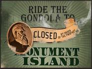 BillBoard Ride to The Gondola DIFF