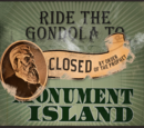 Monument Island Gateway