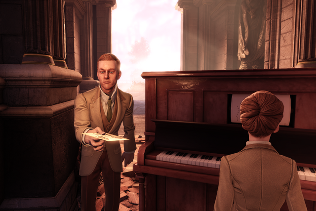 File:BioShock Infinite - Emporia - Port Prosperity - Robert Lutece card f0838.png