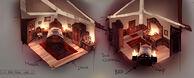 Liz Bedroom4 floorplan43
