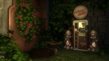 Closed Gatherer's Garden
