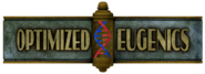 Optimized Eugenics Logo