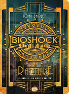 BioShock Rapture Novel French Cover