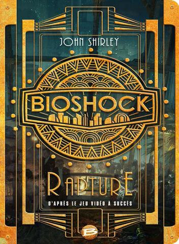 File:BioShock Rapture Novel French Cover.jpg