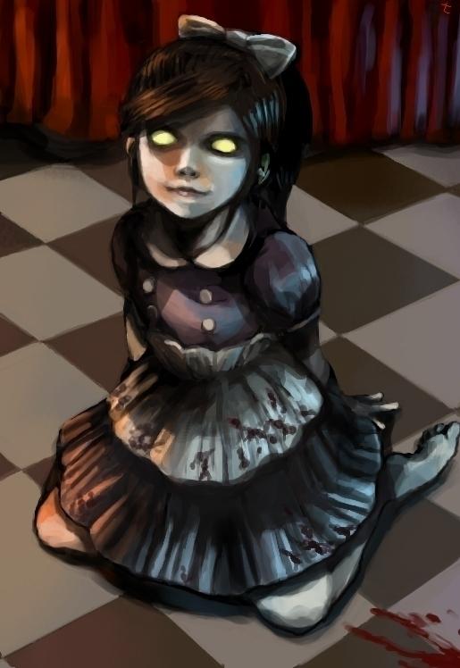 Bioshock little sister porn