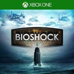 BioShock: The Collection için <i>Xbox One kutusu</i>.