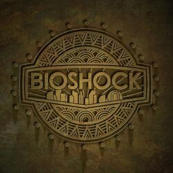 Bioshock orchestral score front