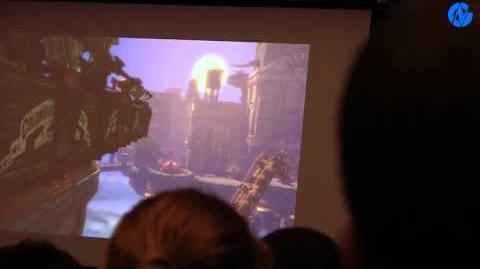 Bioshock Infinite Rails Demo at PAX East with Dev Commentary