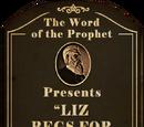 Liz Begs for Booker Evolution