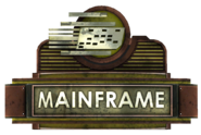 Mainframe Sign