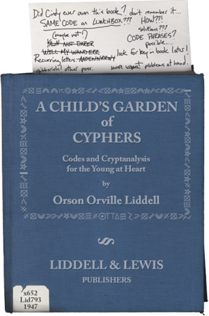 A Child's Garden of Cyphers
