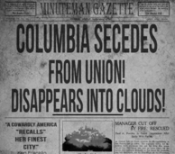 Minute man Gazette Columbia Secedes