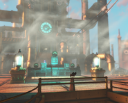 BioShock Infinite - Factory - Factory Docks - telescope f0846