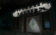 Sinclair Spirits Entrance