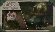 Arcadia Postcard