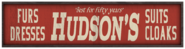 BillBoard Short Hudsons Furs DIFF