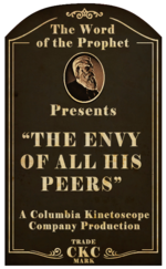 Kinetoscope The Envy Of All His Peers