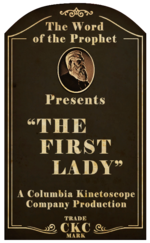 Kinetoscope The First Lady