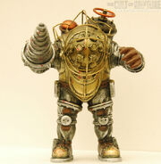 Big Daddy Figurine