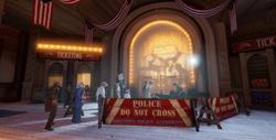 Arcade Police CP