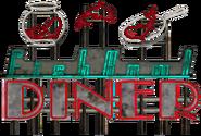 Fishbowl Diner Sign