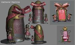 Gatherer machine-Mauricio Tejerina