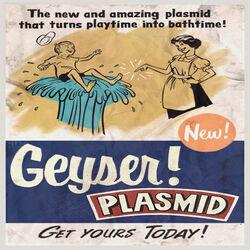 Plasmids Geyser