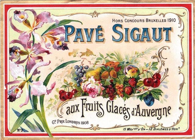 File:Pave Sigaut Candied Fruit Label.jpeg