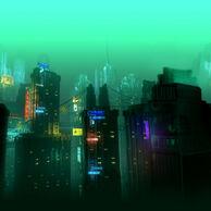 BioShock 1 skybox