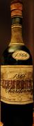 BI Zimmerman Chardonnay Wine Bottle