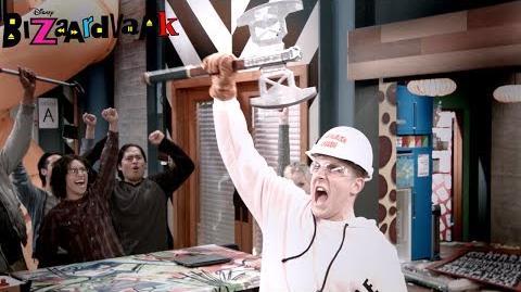Destroy Hot Chocolate Bar Bizaardvark Disney Channel-0
