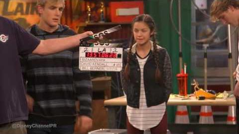 Bizaardvark - The First Law of Dirk - Behind the Scenes