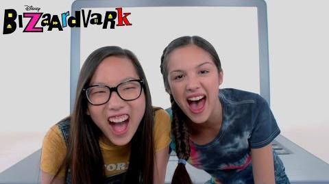 Main Title Bizaardvark Disney Channel