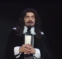 Lord Blackadder (Blackadder and the King's Birthday)