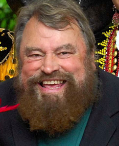 brian blessed voice