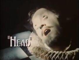 'Head' Title Card