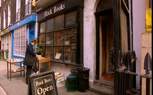 Black Books exterior