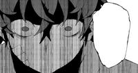 Rentaro's reaction to Kagetane's rank