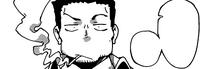 Tadashima talks with Rentaro