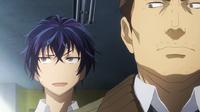 Rentaro recalls leaving Enju behind
