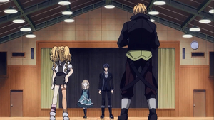 Katagiri vs Rentaro & Tina